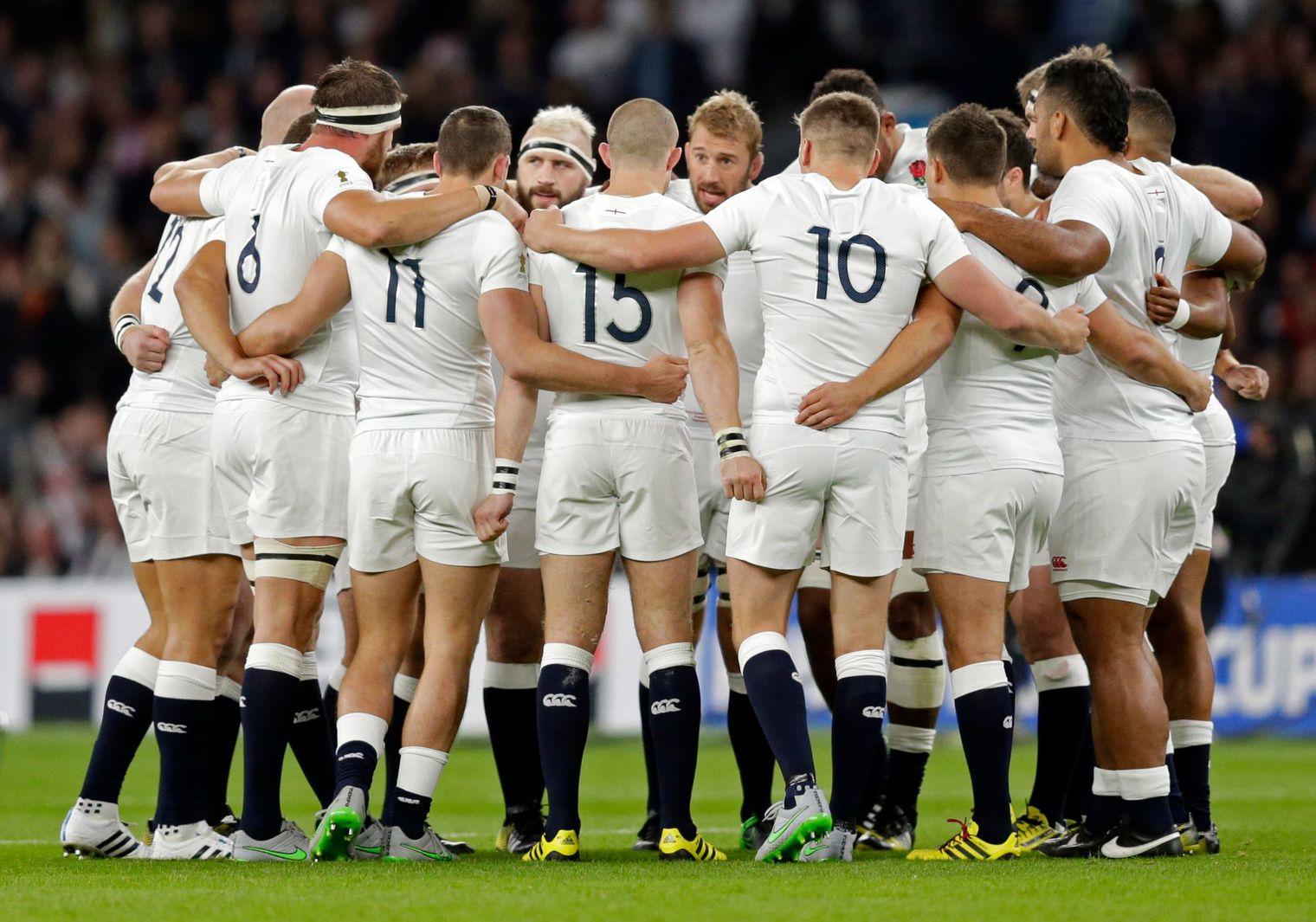 L quipe d angleterre re oit une augmentation massive de - Coupe du monde de rugby en angleterre ...