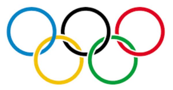 Le logo des JO.