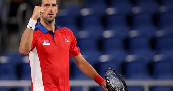 Novak Djokovic proche du Grand Chelem historique.